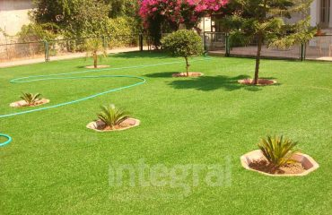 Use of Artificial Grass in Detached House Gardens!