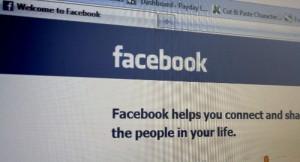 Facebook home page logo