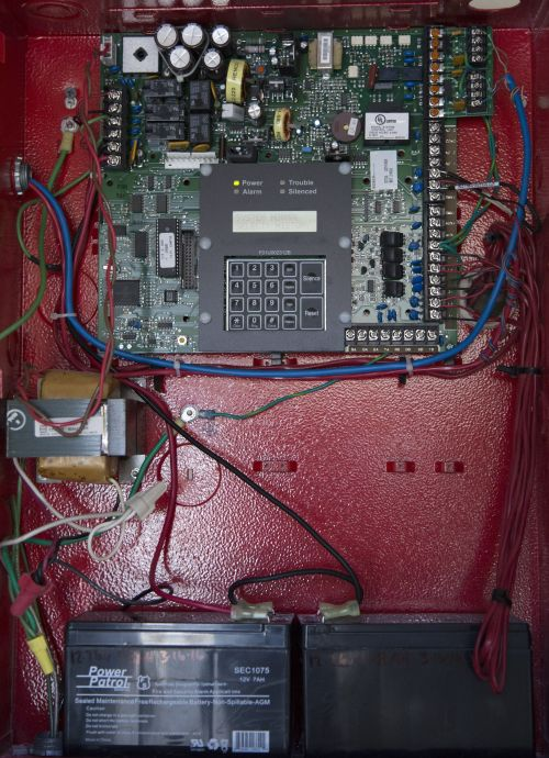 small resolution of edward fire alarm wiring