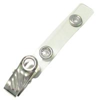 1-Hole Ribbed-face Clip