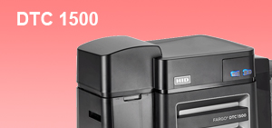 DTC1500 HID Fargo ID Card Printers