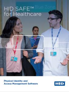 HID SAFE Enterprise for Healthcare