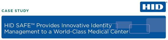 World-Class Medical Center Case Study