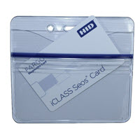 Badge Holder, DUO, Front Slide Insert size 4″ W x 3″ H