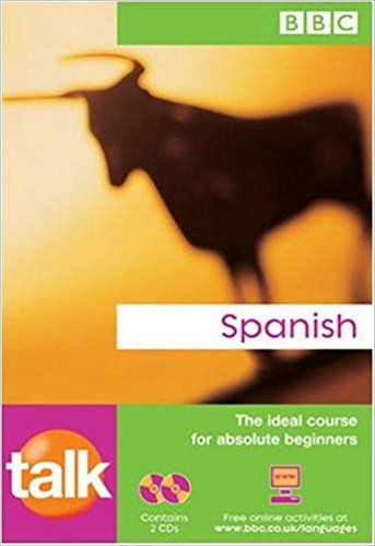 Talk Spanish Book with CD – BBC