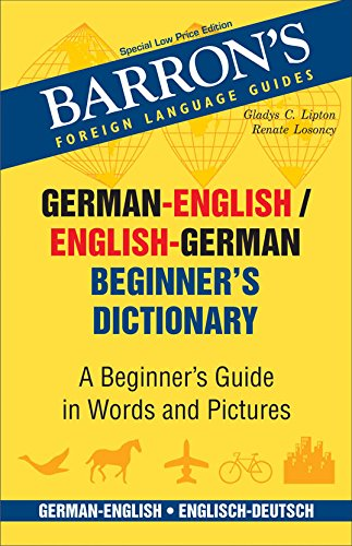 BARRON'S Beginner's Dictionary