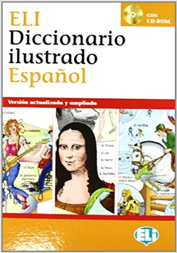 ELI Picture Spanish Dictionary (with CD)