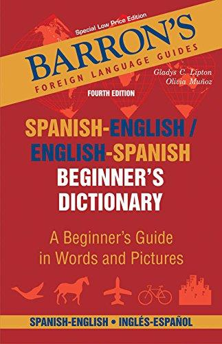 Barron's Beginner's Spanish Dictionary