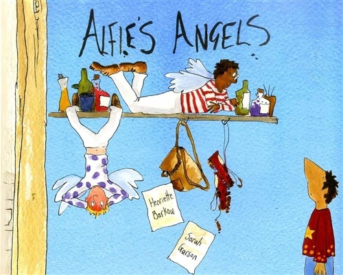 ALFIE'S ANGELS (BILINGUAL BOOK)- Language Lizard