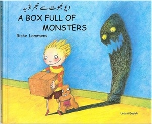 A BOX FULL OF MONSTERS (BILINGUAL)- Language Lizard