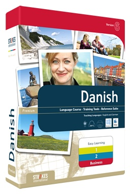 Danish for Beginners-Strokes
