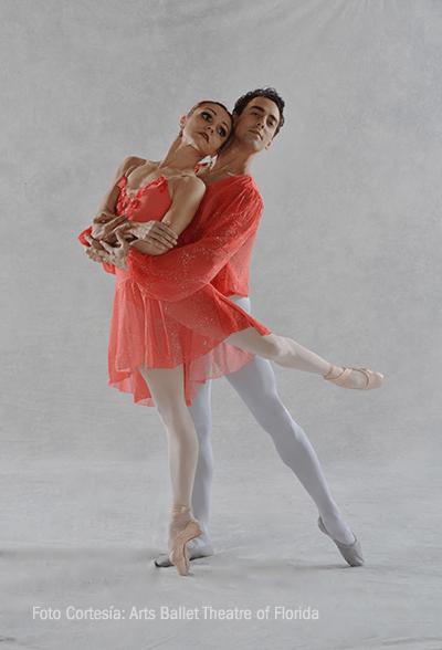 Le Printemps 2 - Catoya & Sarabia arts ballet theatre florida miami integrate news gala primavera