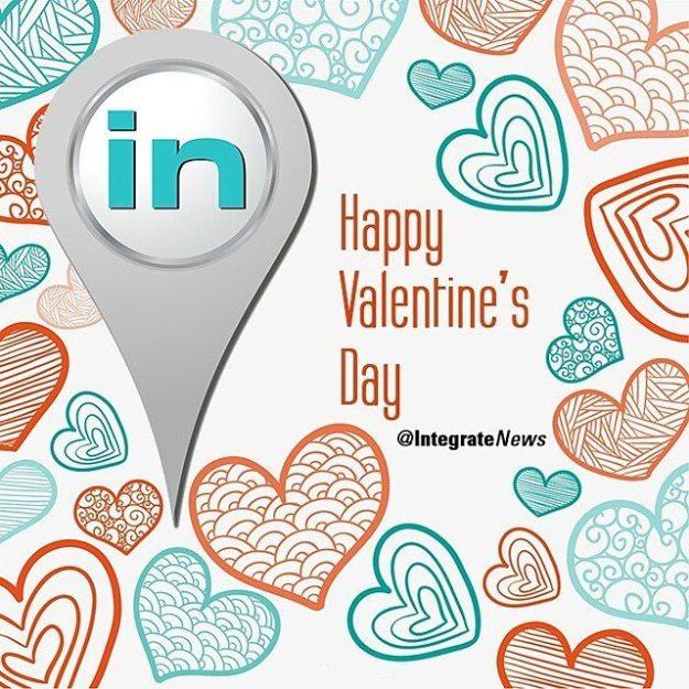 #HappyValentinesDay. Feliz Día del Amor y La Amistad. #JuntosSomosMas