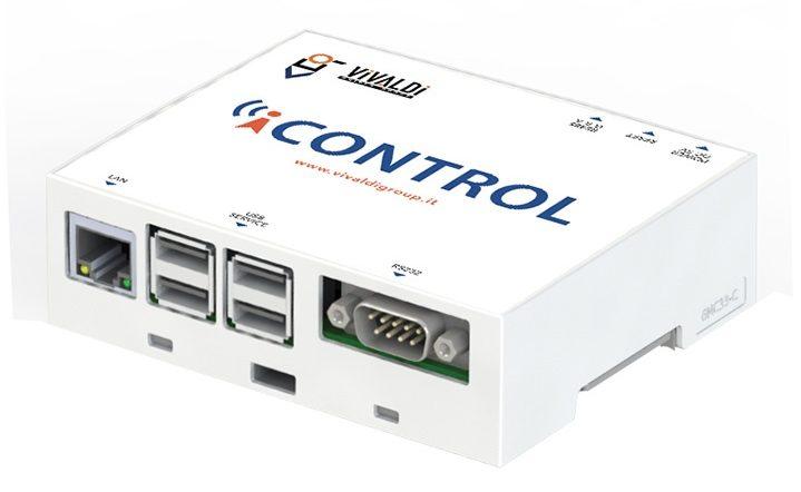 Vivaldi presenta IControl, sistema di supervisione