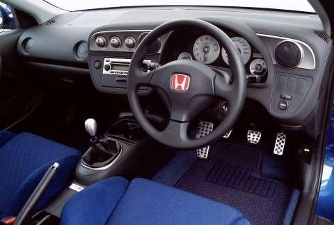 AcuraHonda Integra Type R Interior Colors