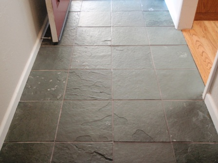cleaning slate tile how to clean slate