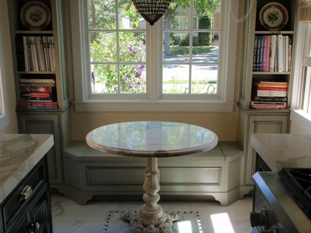 marble coffee table how to clean