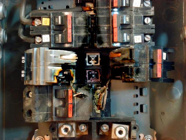 100 Amp Load Center Wiring Diagram Breaker Panels Integrity Electric Dallas Full Service