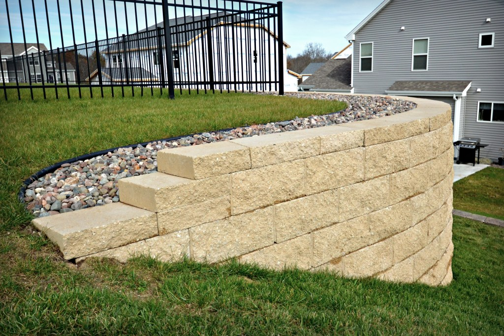 Keystone Retaining Wall Milwaukee