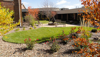 completed landscaping job in Wauwatosa, WI
