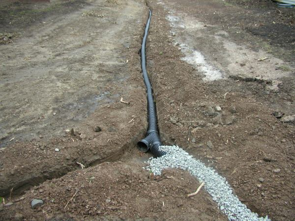 drain tile installer