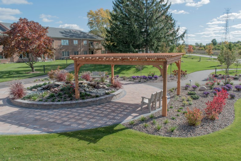 landscaper reviews, landscape contractors, New Berlin landscaping, results