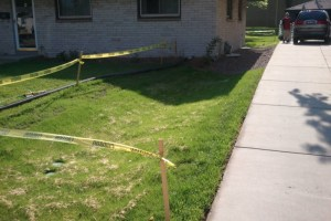 Catch Basins and EPDM Liner in West Allis, WI