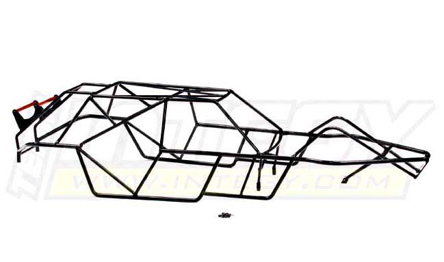 Steel RC Roll Cages for Traxxas, HPI, Axial Rock Crawlers & Off-Road Vehicles for R/C or RC