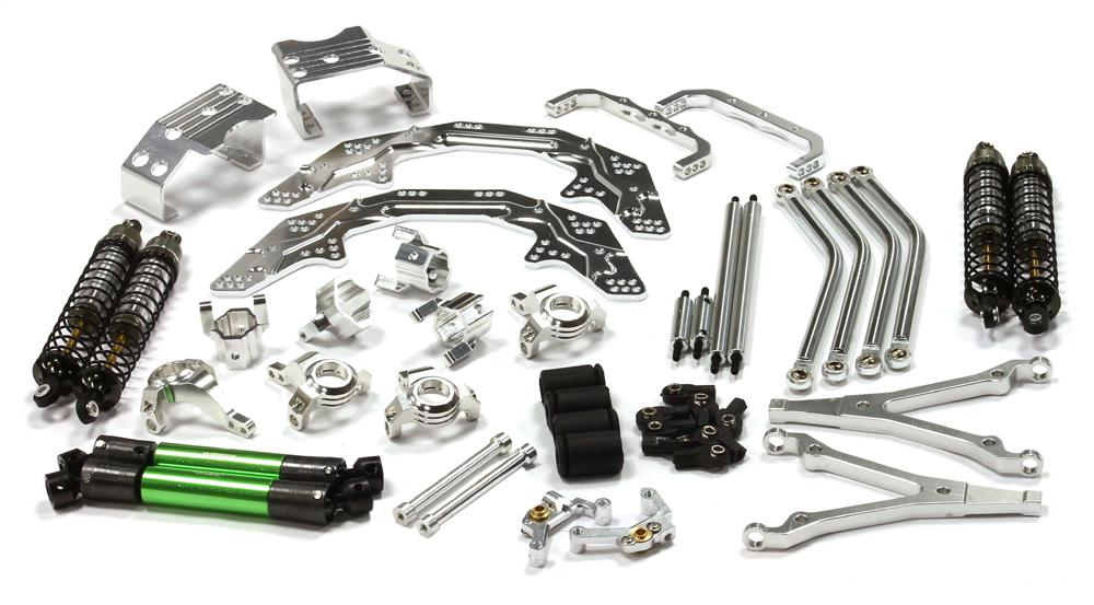V2 Complete Alloy Conversion for Axial AX10 Scorpion for R