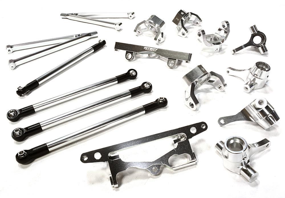 Billet Machined Suspension Kit for HPI 1/10 Scale Crawler