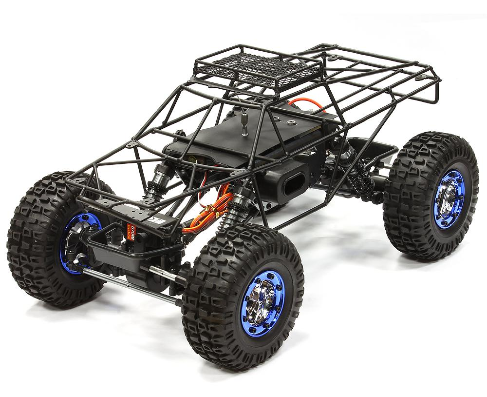 hight resolution of integy irock 10 4wd rtr rock crawler w t2 steel roll cage