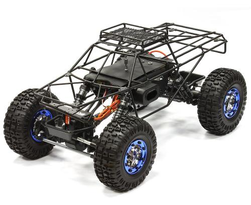 small resolution of integy irock 10 4wd rtr rock crawler w t2 steel roll cage