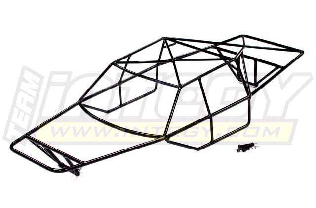 Steel Roll Cage Body for Traxxas 1/10 Slash 4X4 non-LCG