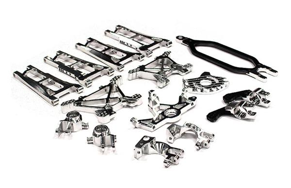 Billet Machined Alloy Conversion Set for Traxxas 1/10