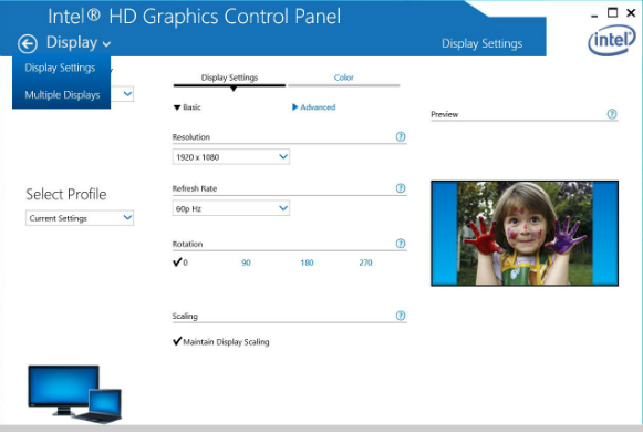 Frequently Asked Questions about 3 Displays Configuration