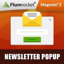 Nieuwsbrief Popup Extensie voor Magento 2-0