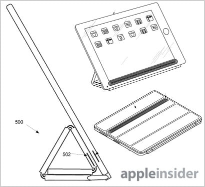 Apple Patents Induction Charging Smart Covers
