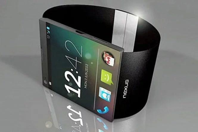 Nexus Watch, o relógio inteligente que o Google