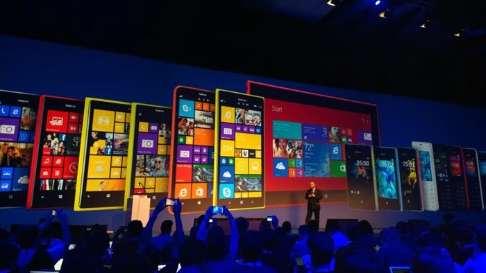 Lumia 1520, Lumia 1320, tablet Lumia 2520 e nova linha de Ashas fonte: http://techau.com.au/nokia-lumia-black-update-coming-early-next-year/
