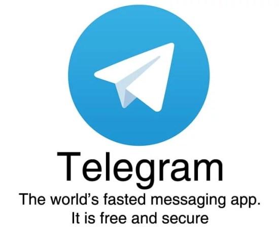Telegram, um aplicativo de mensagens instantâneas