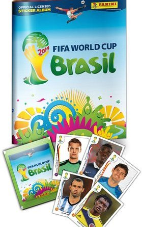 Aplicativo Panini Collectors