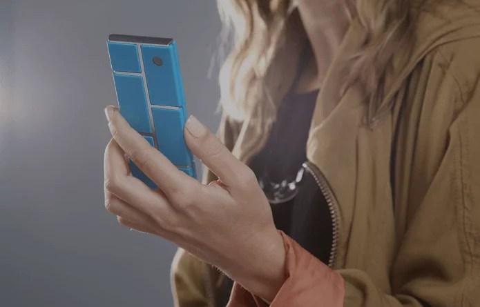 O Projeto Ara é um smartphone como um quebra-cabeças (Foto: Divulgação/Google)O Projeto Ara é um smartphone como um quebra-cabeças (Foto: Divulgação/Google)