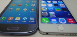 iPhone Chines com Android imitando iOS