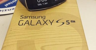 Gear Fit e Samsung S5 uma grande combinação