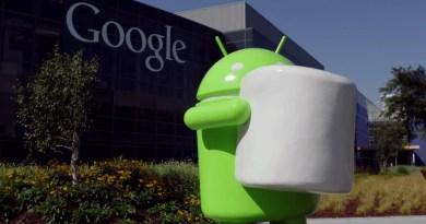Nova estátua do Marshmallow já está no Jardim das Delícias do Google