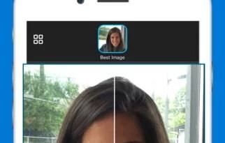 Microsoft Pix comparação entre o app nativo e o Pix na produção da foto