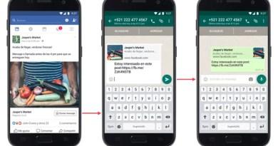 call-to-action para entrar em contato pelo aplicativo de mensagens