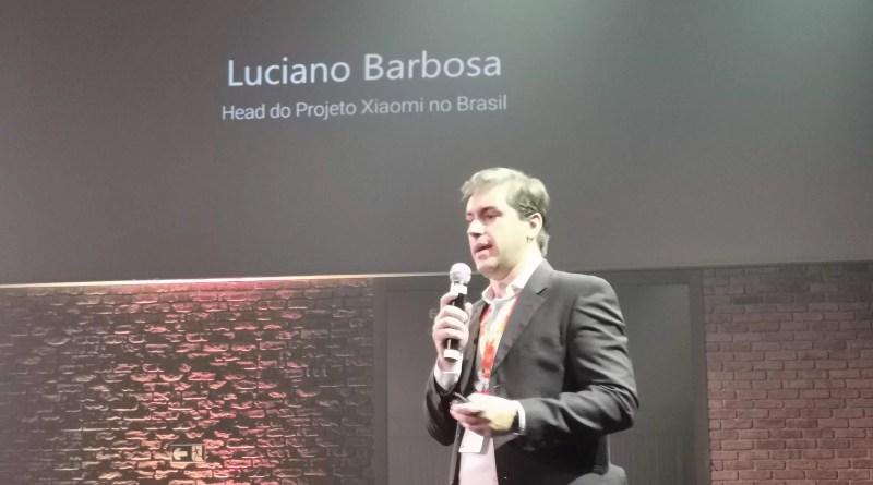 Luciano Barbosa, Head de projeto Xiaomi no Brasil
