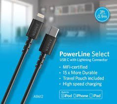 Anker Powerline Select Usb-C To Lightning