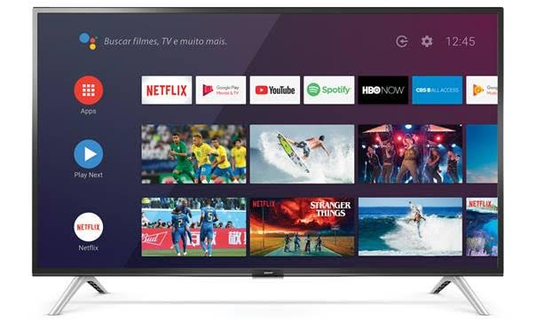 ANDROID TV FULL HD SEMP S5300